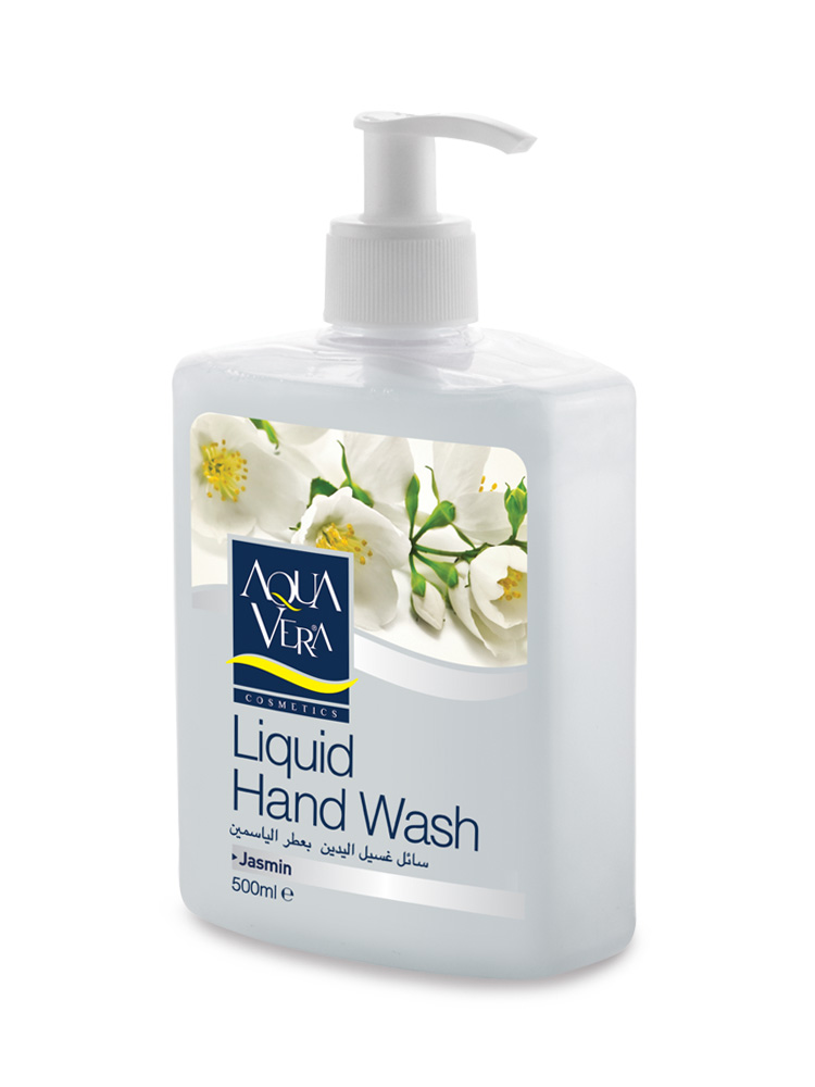 Liquid Hand Wash - Jasmin