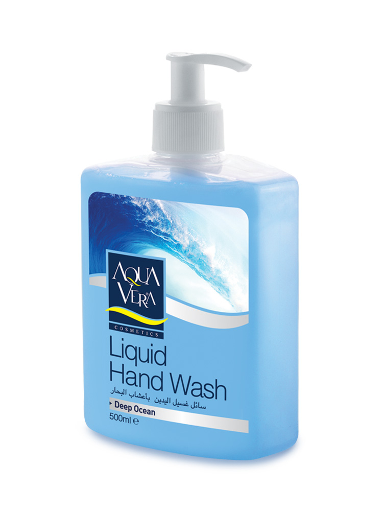 Liquid Hand Wash - Deep Ocean