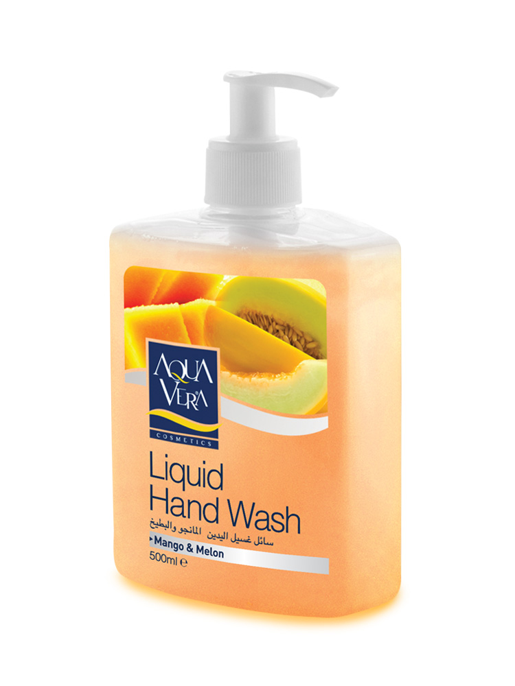 Liquid Hand Wash - Mango & Melon