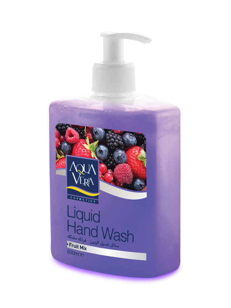 Liquid Hand Wash - Fruit Mix
