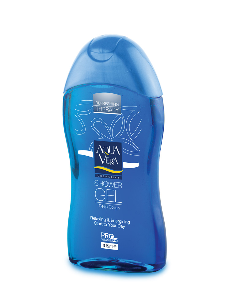 Shower Gel - Deep Ocean