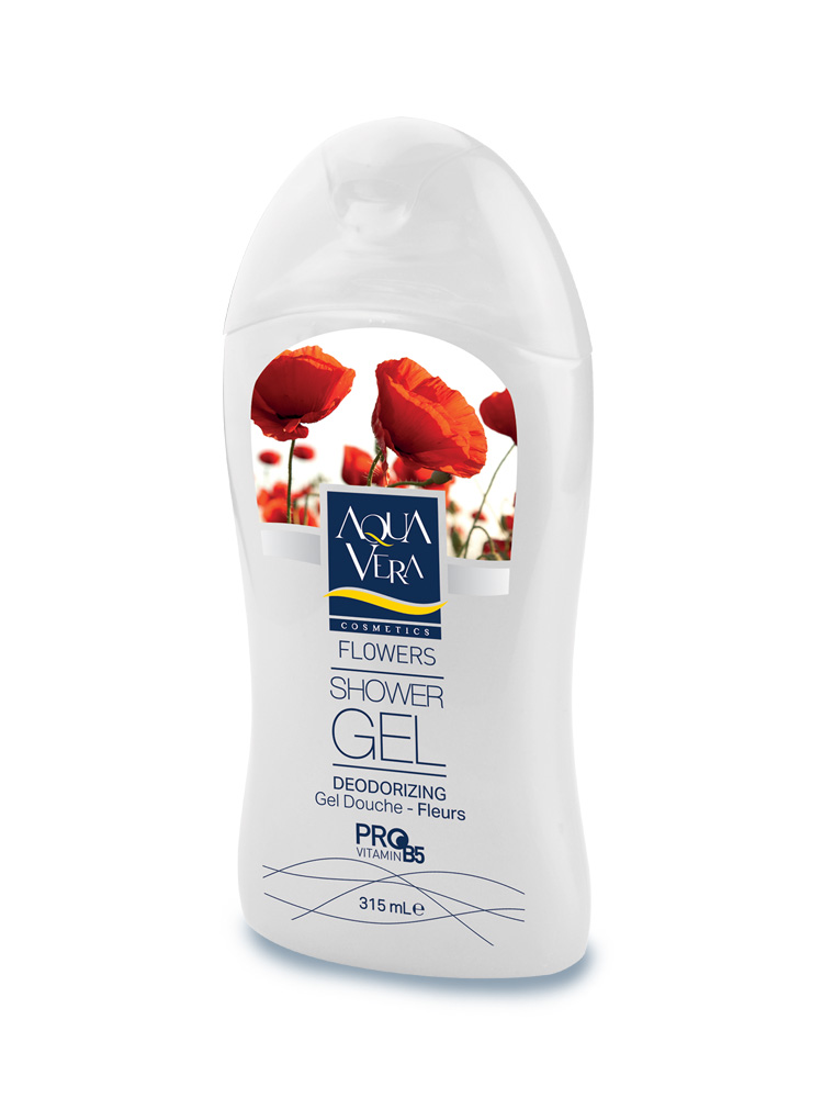 Shower Gel - Flowers