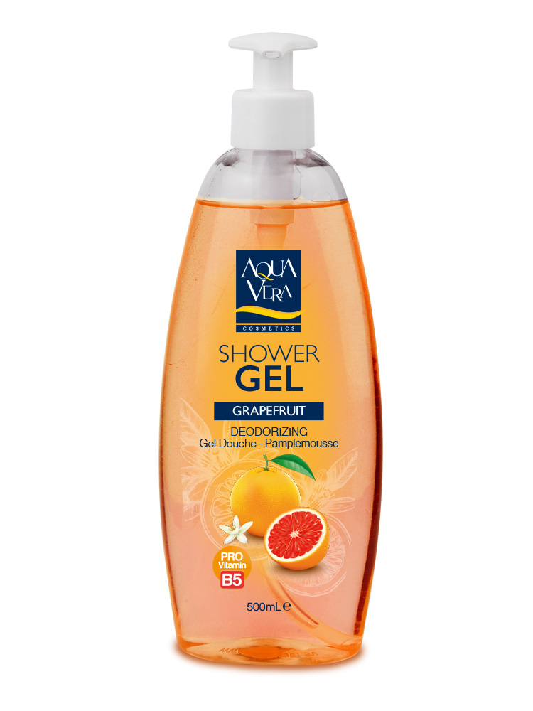 Shower Gel - Grapefruit