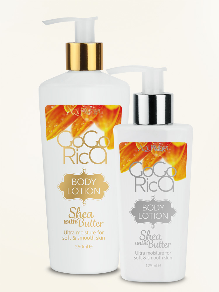 Gogo Rica Body Lotion