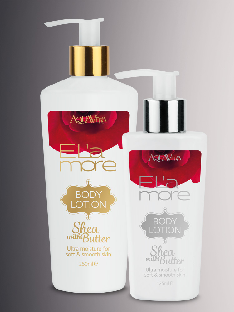 E L'amore Body Lotion