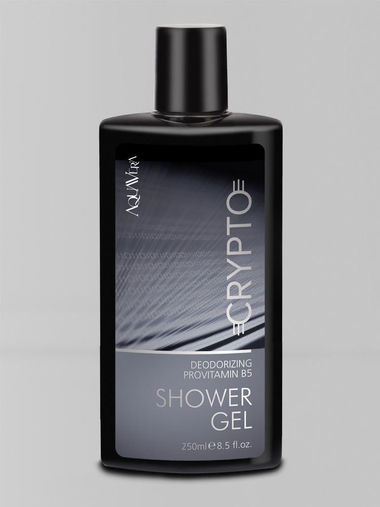 Crypto Shower Gel