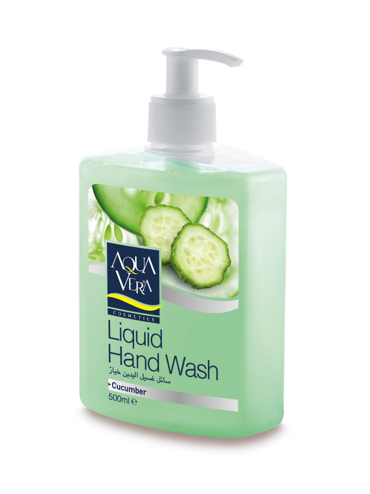 Liquid Hand Wash - Cucumber
