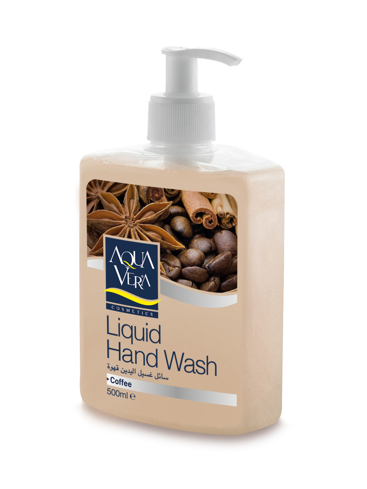Liquid Hand Wash - Coffee