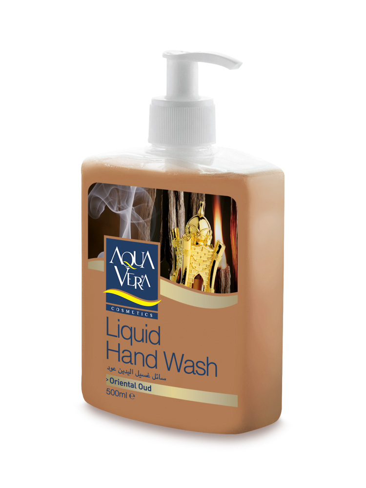 Liquid Hand Wash - Oud
